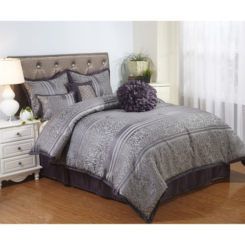 Nanshing Paige 7-Piece Bedding Comforter Set