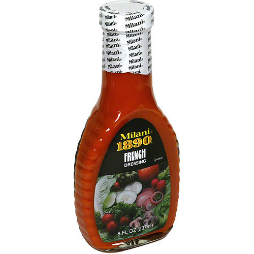 Milani 1890 French Dressing, 8 oz (Pack of 6)