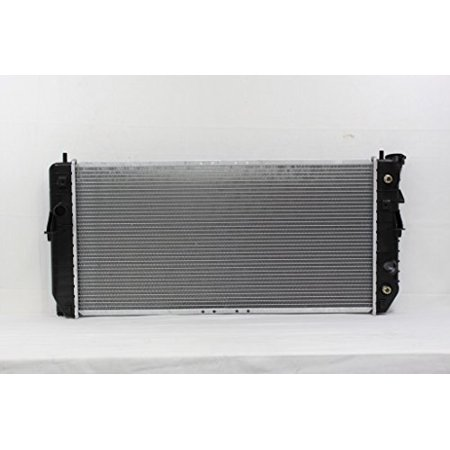 Radiator - Pacific Best Inc For/Fit 2350 97-05 Buick Park Avenue V6 3.8L Plastic Tank Aluminum Core w/o Low Coolant