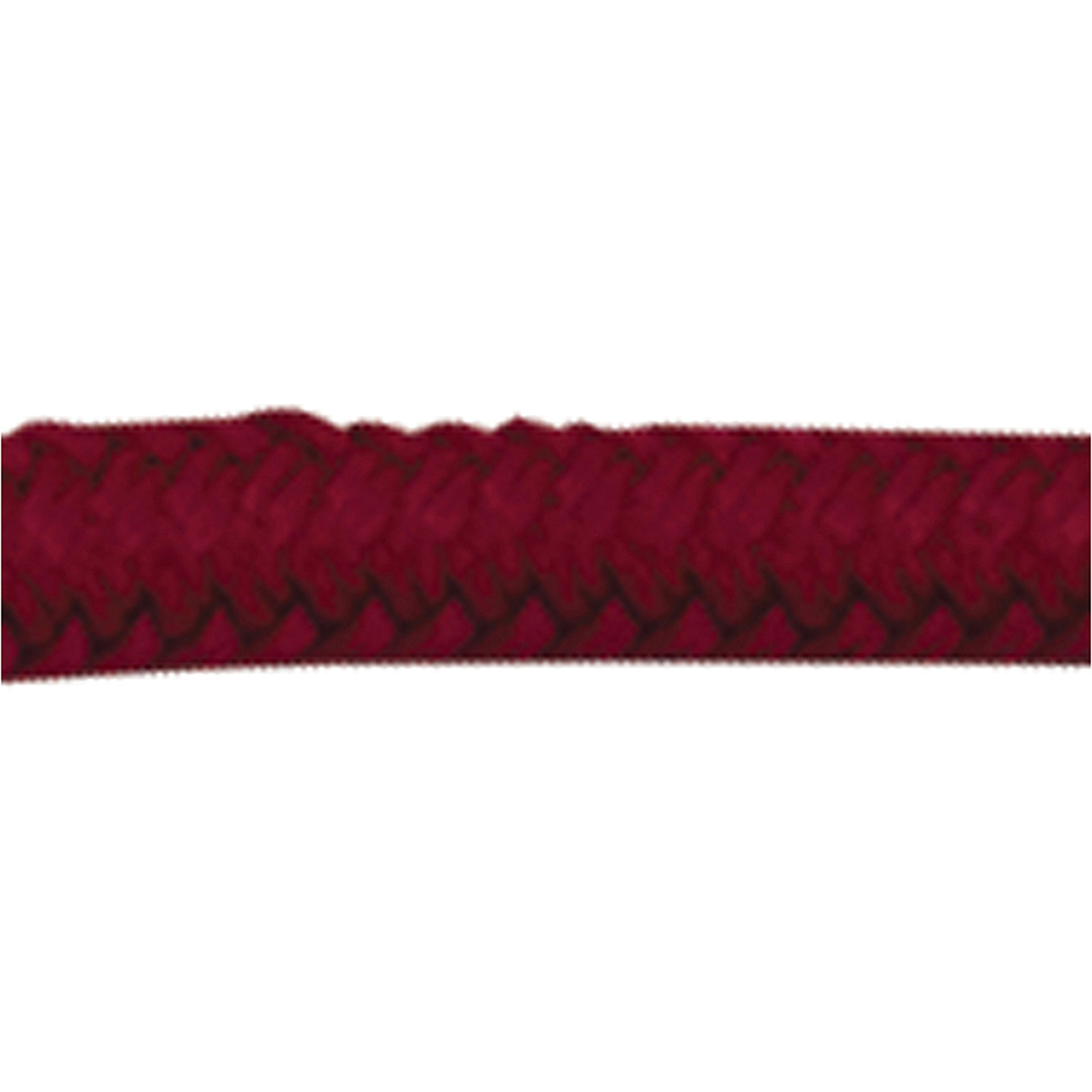 "Sea Dog Dock Line, Double Braided Nylon, 1 2"" x 15', Red by Sea Dog"