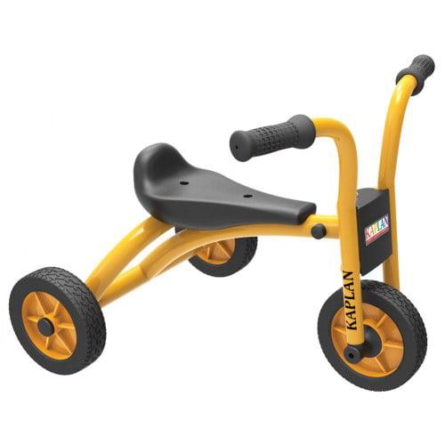 Kaplan Toddler Walker Trike - Yellow/Black (Set of 2)