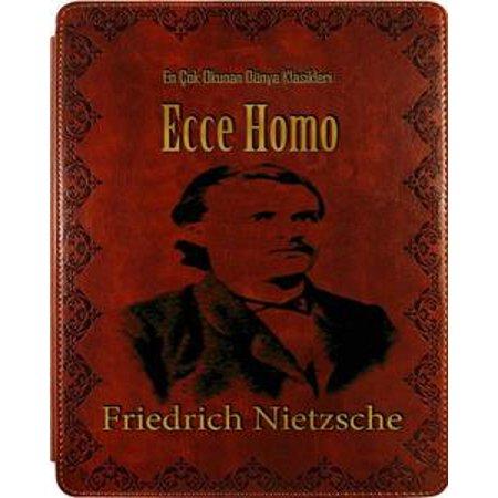 Ecce Homo Friedrich Nietzsche - eBook