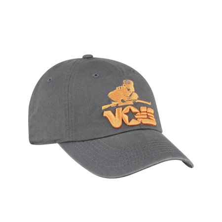 Tennessee Volunteers Official NCAA Adjustable Crew Hat Cap by Top of the World - Tennessee Top Hat