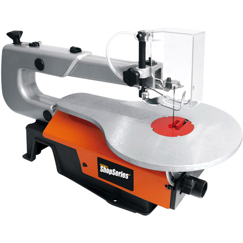 "Rockwell ShopSeries 16"" Variable Speed Scroll Saw by ROCKWELL AUTOMATION"