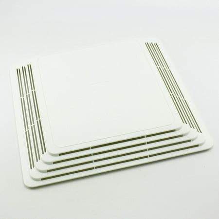 Broan bathroom vent plastic grille for 3 bathroom exhaust vent