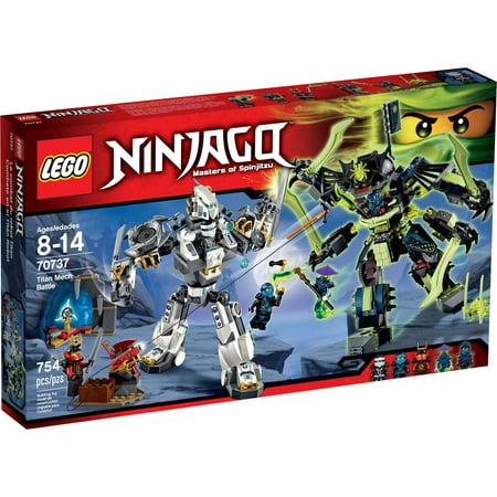 cb8d81d1e85 LEGO Ninjago Titan Mech Battle, 70737 - Walmart.com
