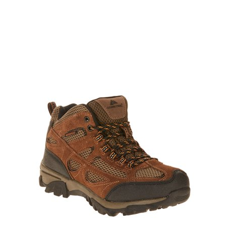 Ozark Trail Men's Vented Mid Waterproof Leather Hiker