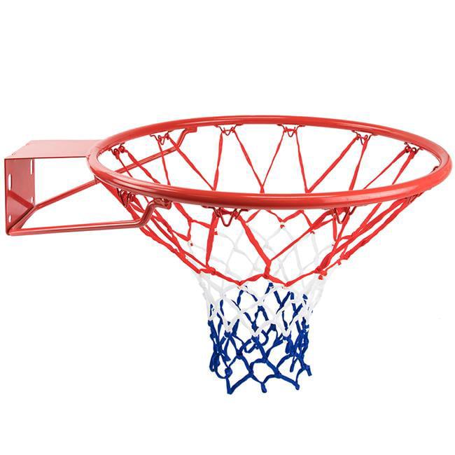 Nylon Basketball Net - Red, White & Blue