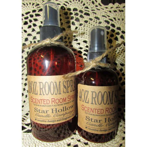 Star Hollow Candle Company Baked Apple Pie Room Spray