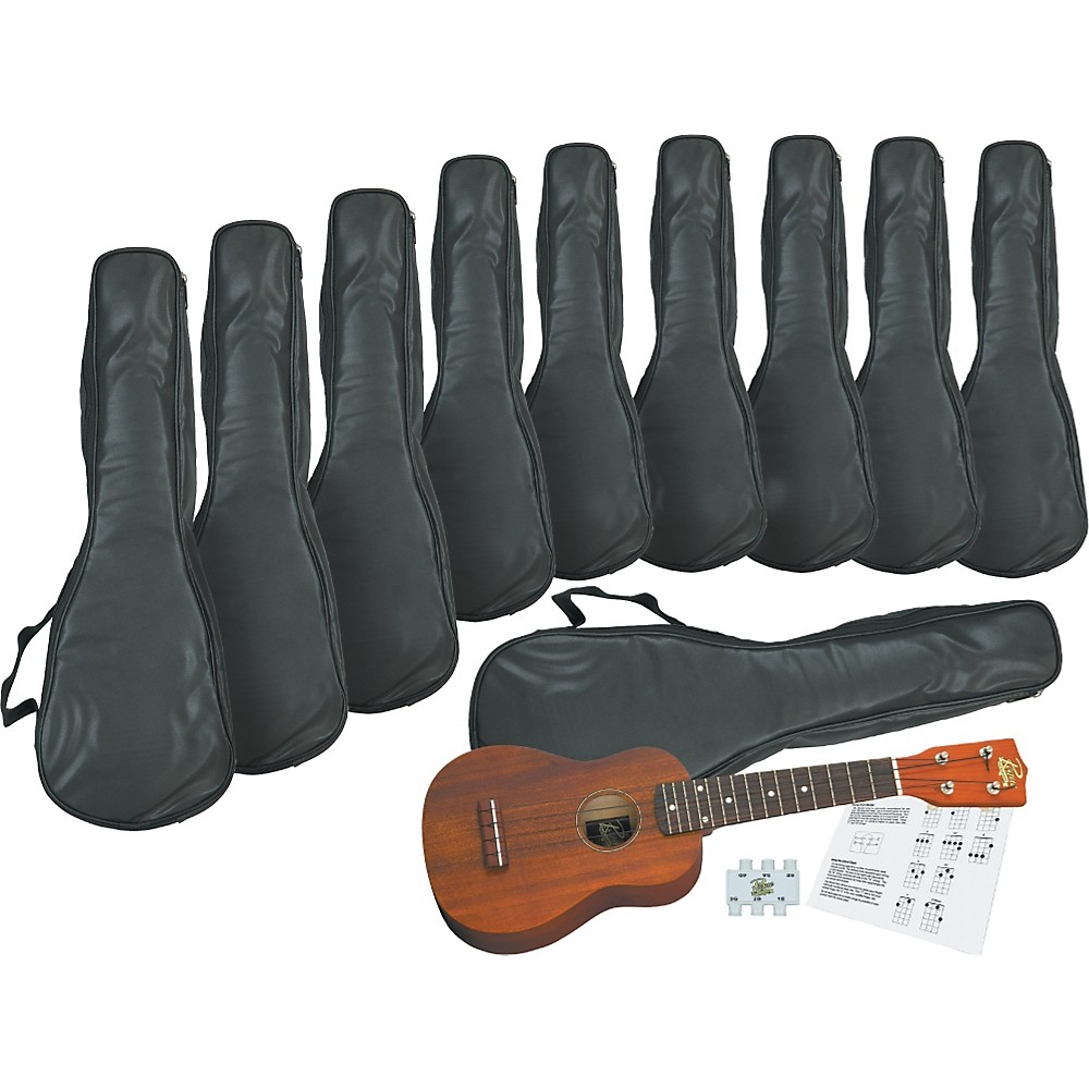 Rogue Ukulele Starter Pack 10 Pack by Rogue