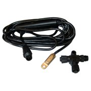 Lowrance 000-11520-001 Temperature Sensor w/ 10' Cable Length
