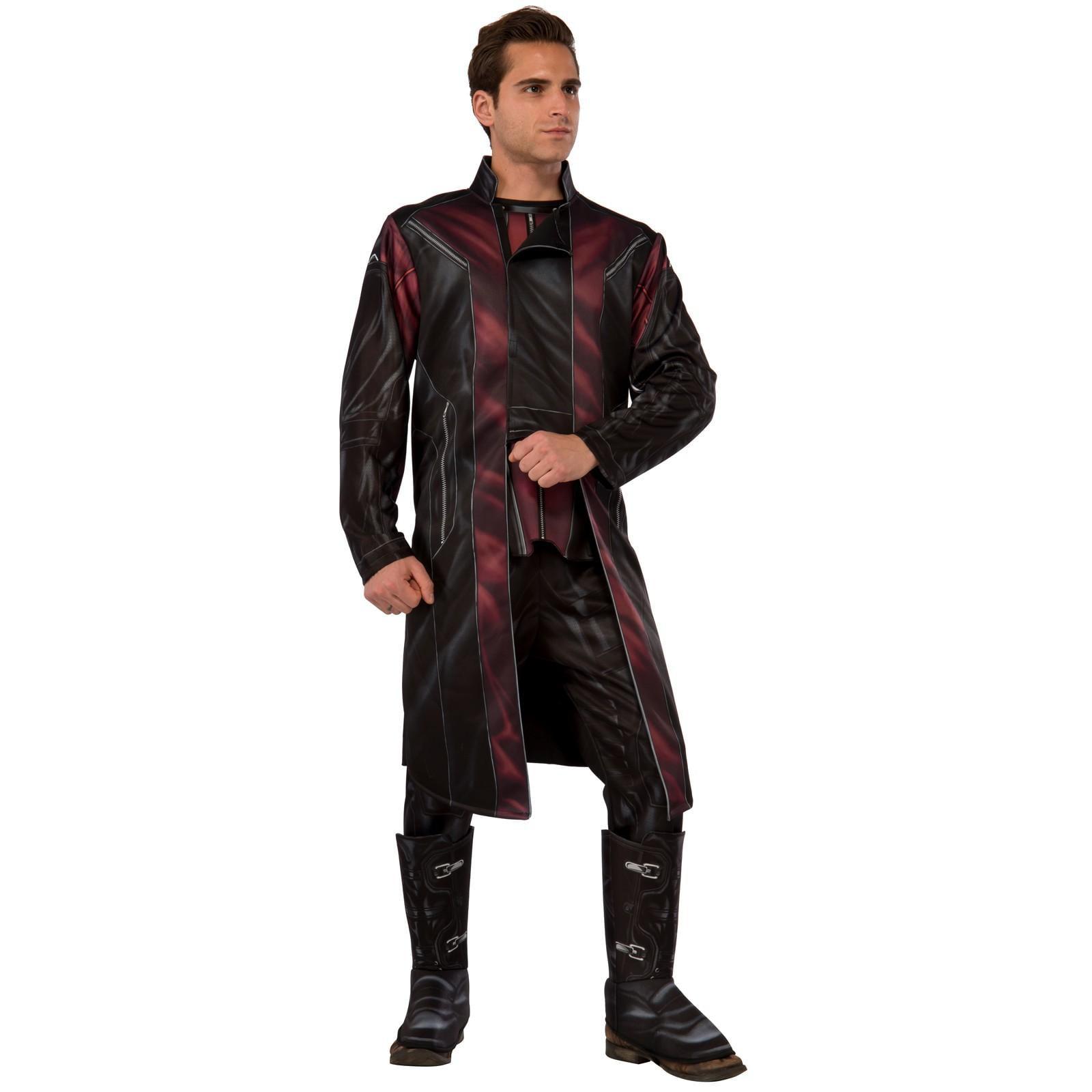 sc 1 st  Walmart & Avengers 2 Adult Deluxe Hawkeye Costume - Walmart.com