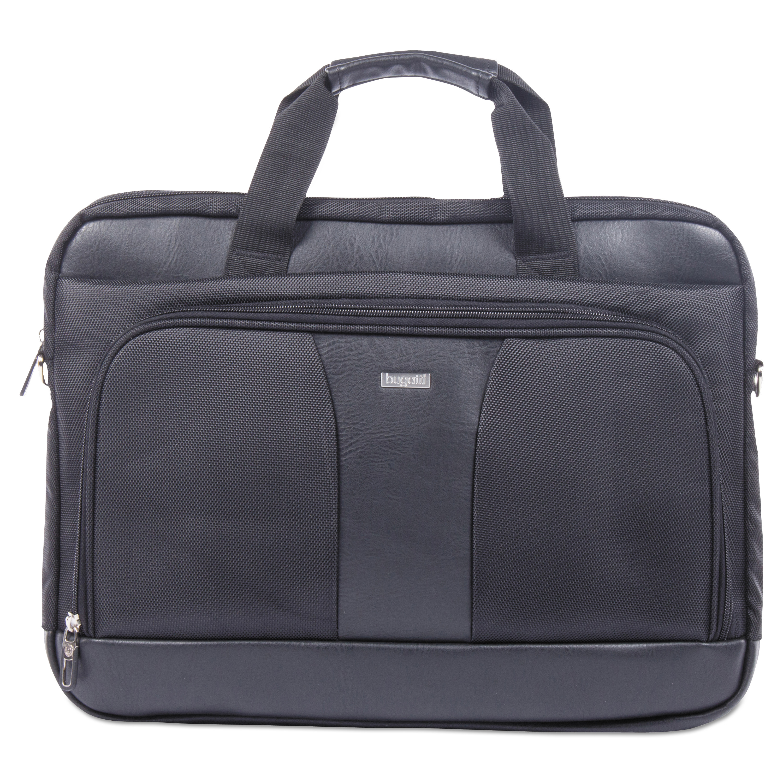 Gregory Executive Briefcase, 18 x 9 x 18, Nylon/Synthetic Leather, Black -BUGEXB526