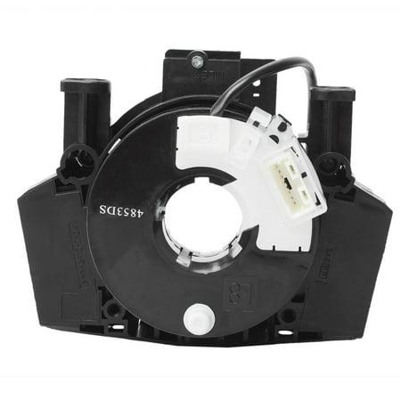 Bapmic 25567-EB301 Spiral Cable Clock Spring for  05-13 Nissan Navara (Nissan Navara D40 Accessories)