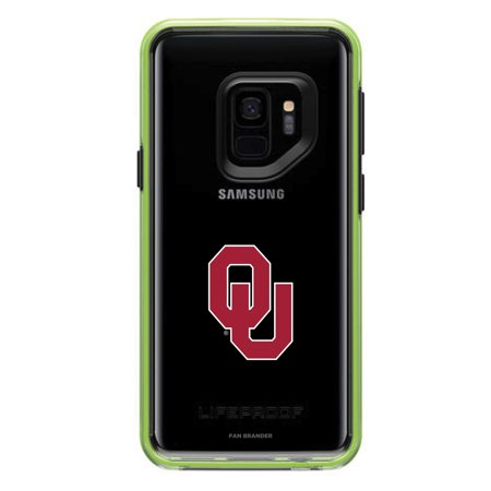 Party Galaxy Okc (Lifeproof GAL-S9-NF-SLA-OKC-D101 Night Flash SLAM Case with Oklahoma Sooners Primary Mark Design for Galaxy)
