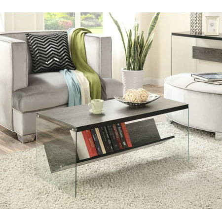 Convenience Concepts Soho Coffee Table - Coffee Table Centerpieces
