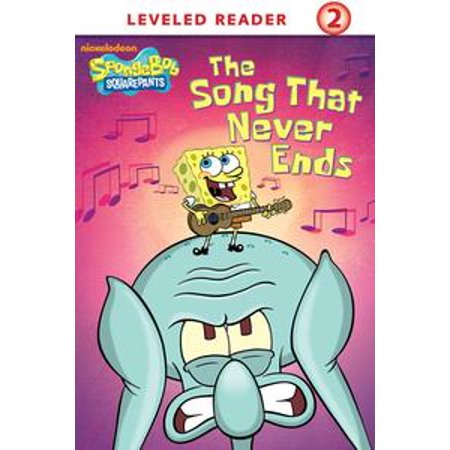 The Song that Never Ends (SpongeBob SquarePants) - eBook (Spongebob Halloween Song)