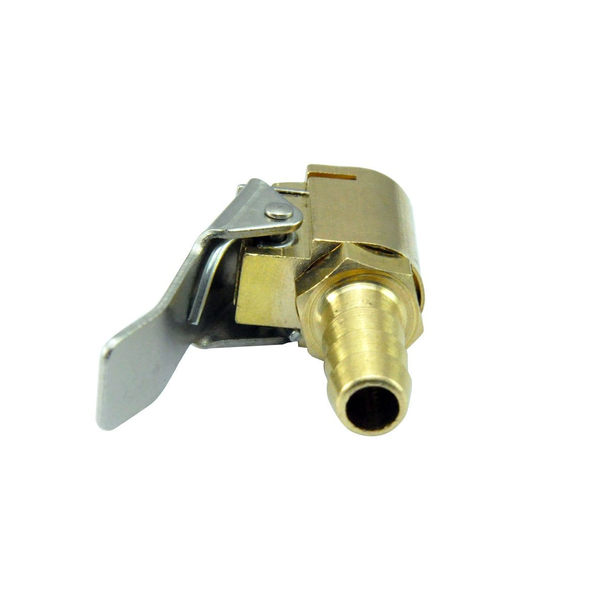 for Tire Inflator Pack of 1 AutoEC Open Flow Air Chuck with Lock