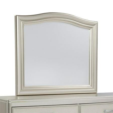 Ashley Coralayne Bedroom Mirror In Silver