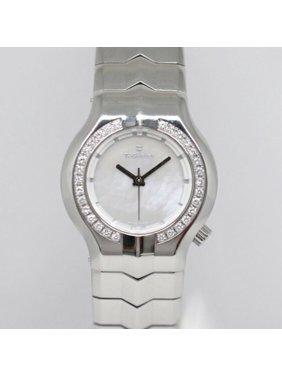 Pre-Owned Tag Heuer Carrera WP1317 Steel Women Watch (Certified Authentic & Warranty)