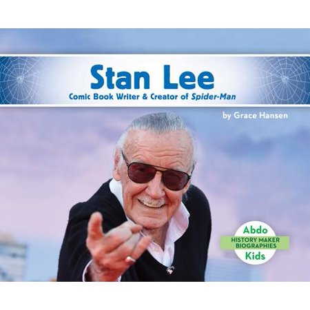 Stan Lee: Comic Book Writer & Creator of Spider-Man - Stan The Man
