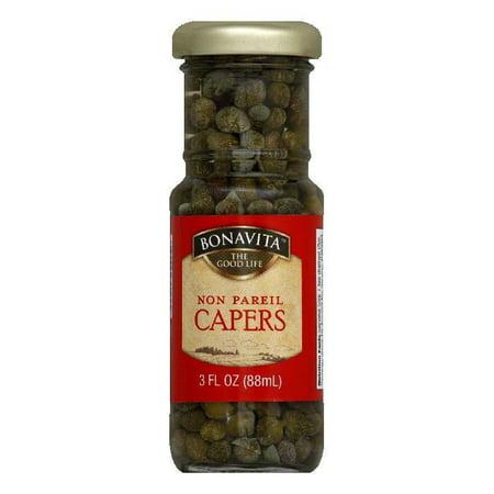 Bonavita Caper  Pareil  3 Oz  Pack Of 12