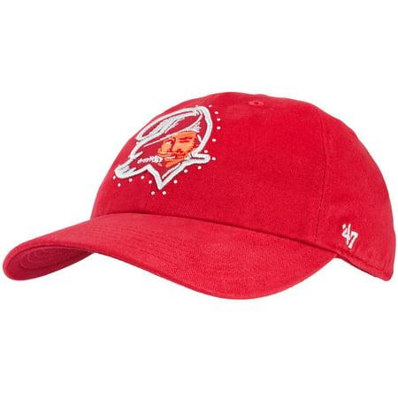 Tampa Bay Buccaneers Logo Facet Juniors Adjustable Cap by