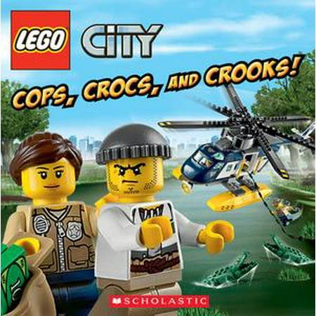 LEGO City: Cops, Crocs, and Crooks! - eBook
