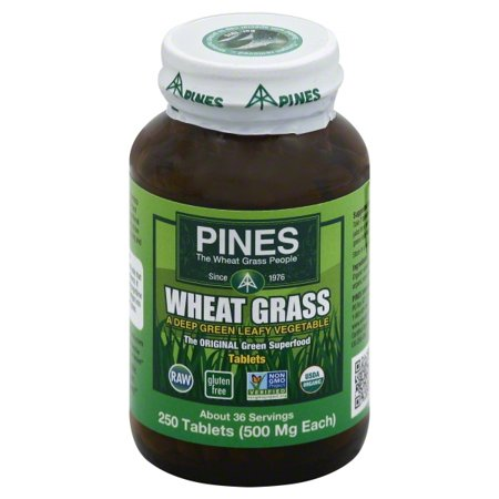 - Pines Pines  Wheat Grass, 250 ea