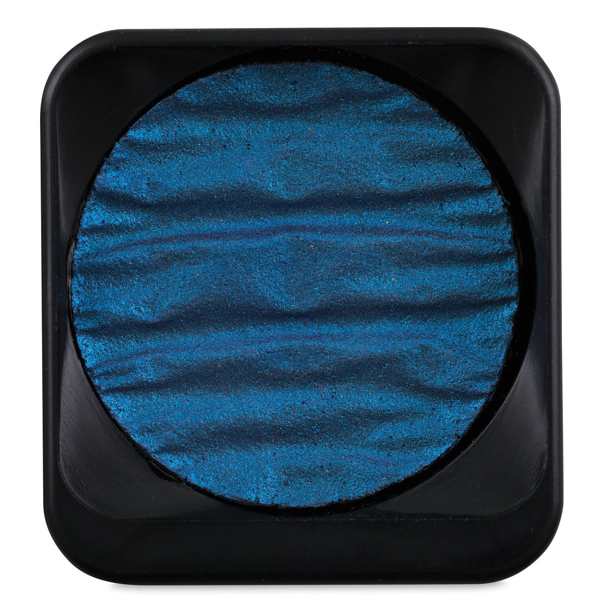 Finetec Artist Mica Watercolor Pan Refill – Sapphire Blue