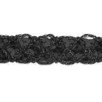 Expo 10 yards of Christina Braided Sequin Trim