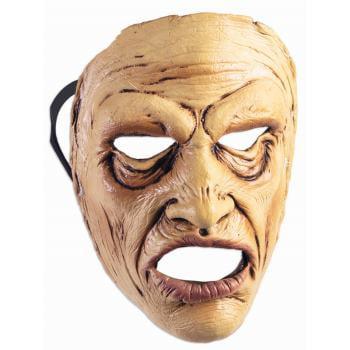 FRONTAL MASK - WOW MAN - Wow Halloween