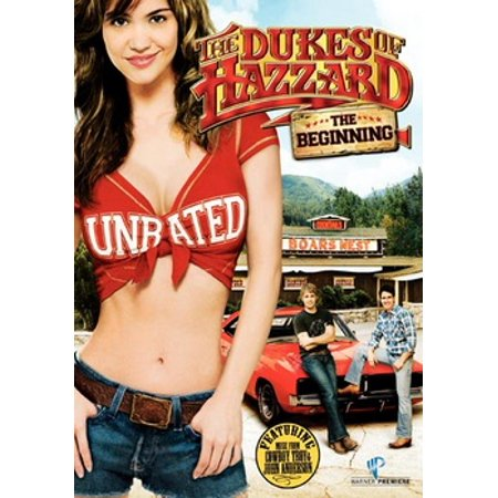 The Dukes of Hazzard: The Beginning (DVD)