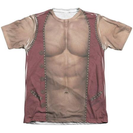 Warriors - Movie Men's  Vest Sublimation T-shirt - Warriors Vest