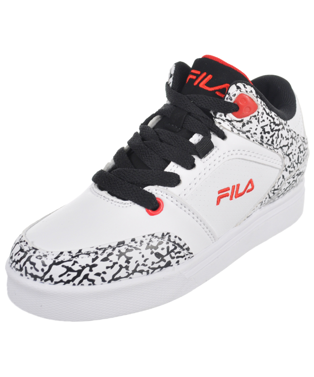 "Fila Boys' ""Full Court Press"" Sneakers (Youth Sizes 13 4) by Fila"