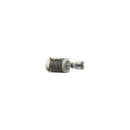 MACs Auto Parts Premier  Products 49-11908 Starter Motor - New - 6 Volt - V8 - Manual And Overdrive Transmission - -