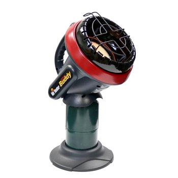 Mr. Heater F215161 Little Buddy Indoor Safe Propane Heater