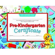 """Hayes PreKindergarten Certificate, 8.5"""" x 11"""", Pack of 30"""