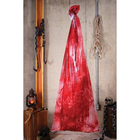 Inflatable Bloody Body in Bag