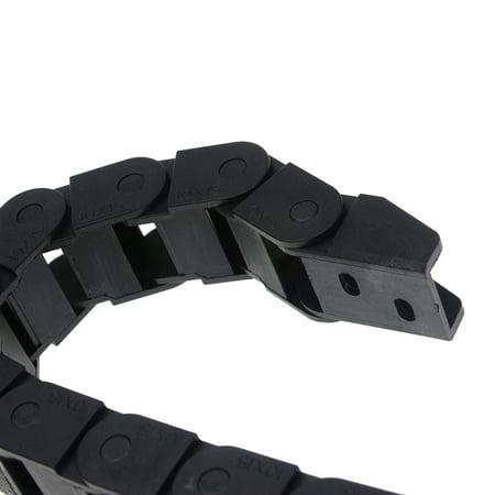 Drag Chains Cable Towline Transmission Chains 1M Length for 3D Printer - image 2 de 5