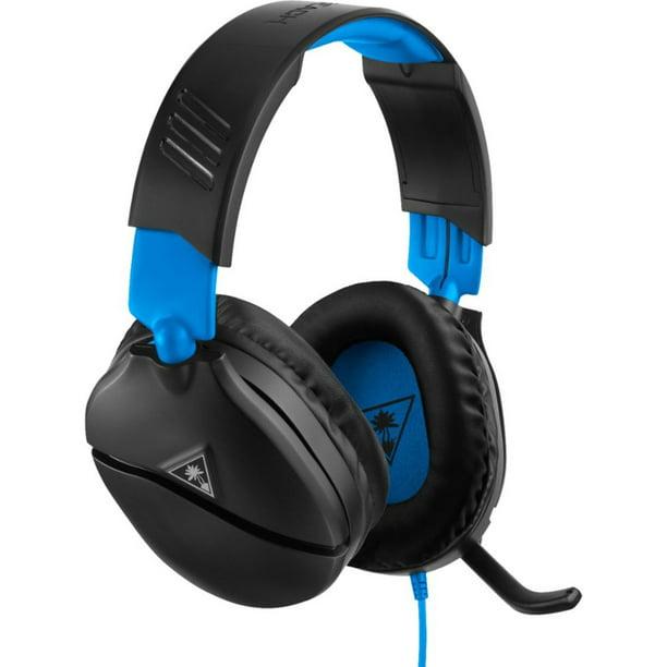 Recon 70 Headset For Ps4 Pro Ps4 Black Walmart Com Walmart Com