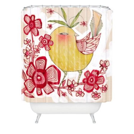 Deny Designs Cori Dantini Sweetie Pie Shower Curtain 69 X 72