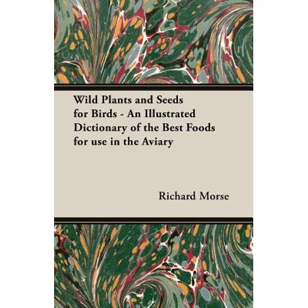 Wild Plants and Seeds for Birds - An Illustrated Dictionary of the Best Foods for Use in the (Best Flooring For Bird Aviary)