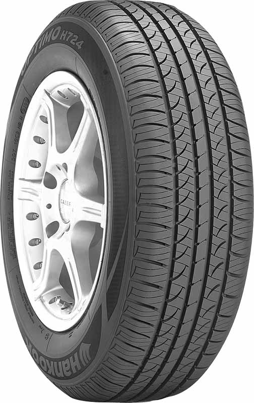 225 70-15 HANKOOK OPTIMO H724 100T BW Tires by Hankook