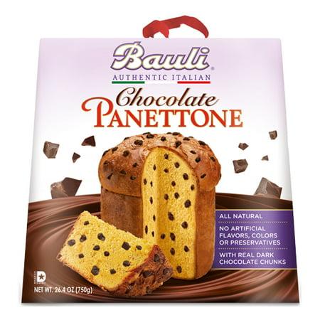 Chocolate Chip Panettone