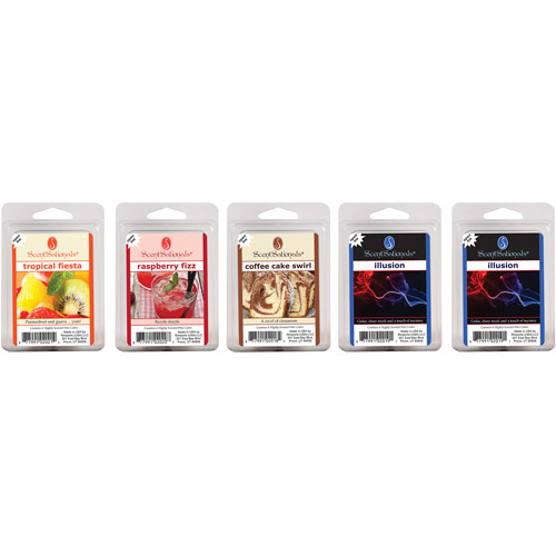ScentSationals Spring Wax, 5-Pack