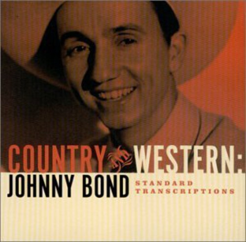 Johnny Bond - Country & Western [CD]