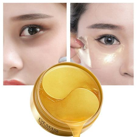 VICOODA Seaweed Collagen Eye Mask Eye Pads Anti Aging, Anti Wrinkle, Puffy Eyes, Remove Bags & Dark Circles Under Eye ()