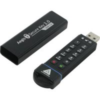 Apricorn Aegis Secure Key 3.0 - USB 3.0 Flash Drive - 480 GB - USB 3.0 - 256-bit AES ENCRYPTED SECURE USB 3.0 MEMORY KEY