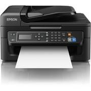 Epson WorkForce WF-2630 Wireless Inkjet Multifunction Printer, Refurbished, Color